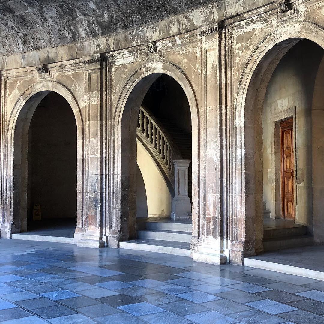 Alhambra Renaissance Palaceinterior